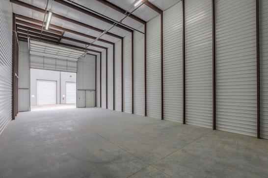 Custom mezzanine garage man cave